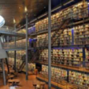 TU Delft Library - Interior