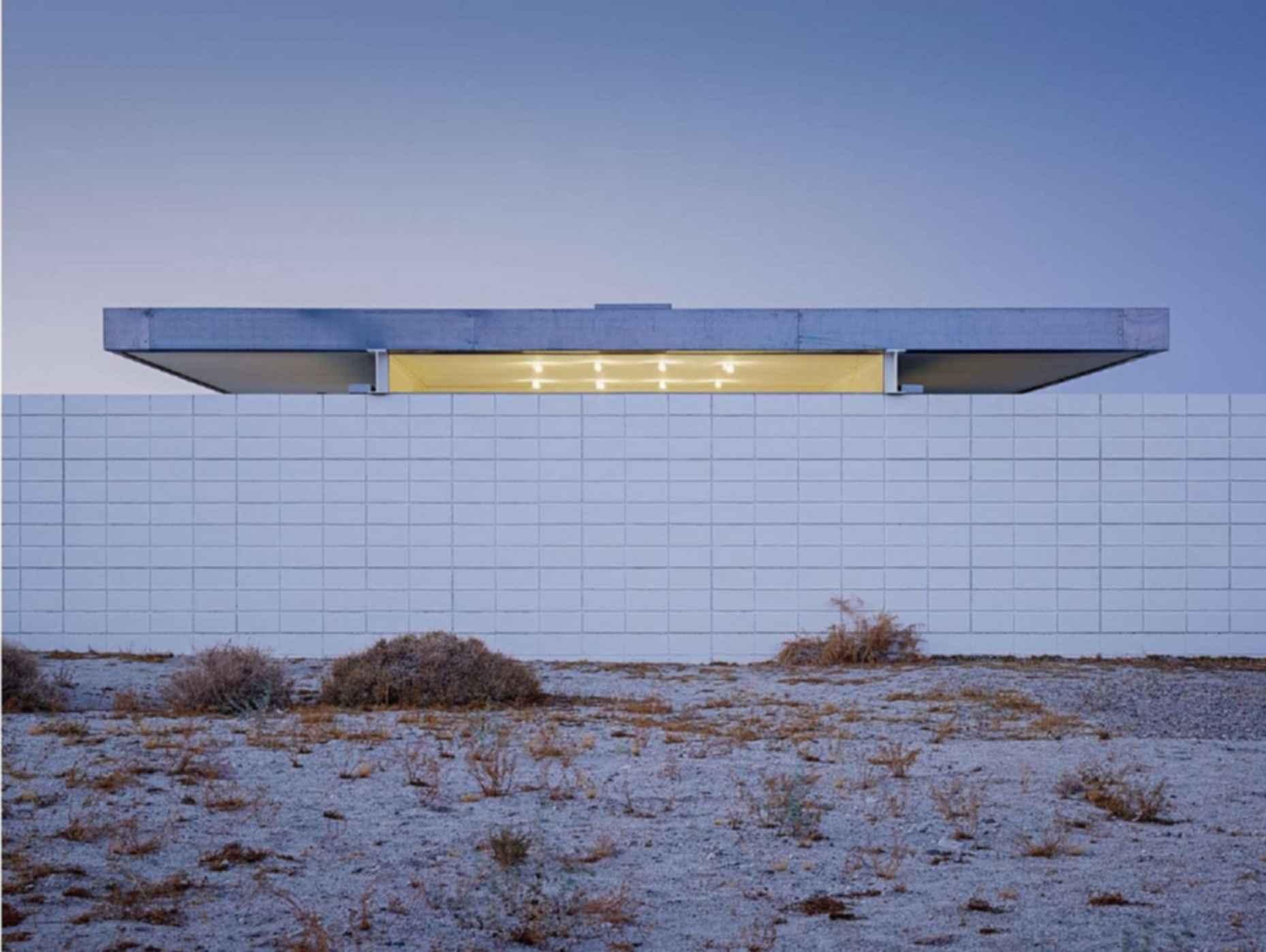 Desert House - exterior