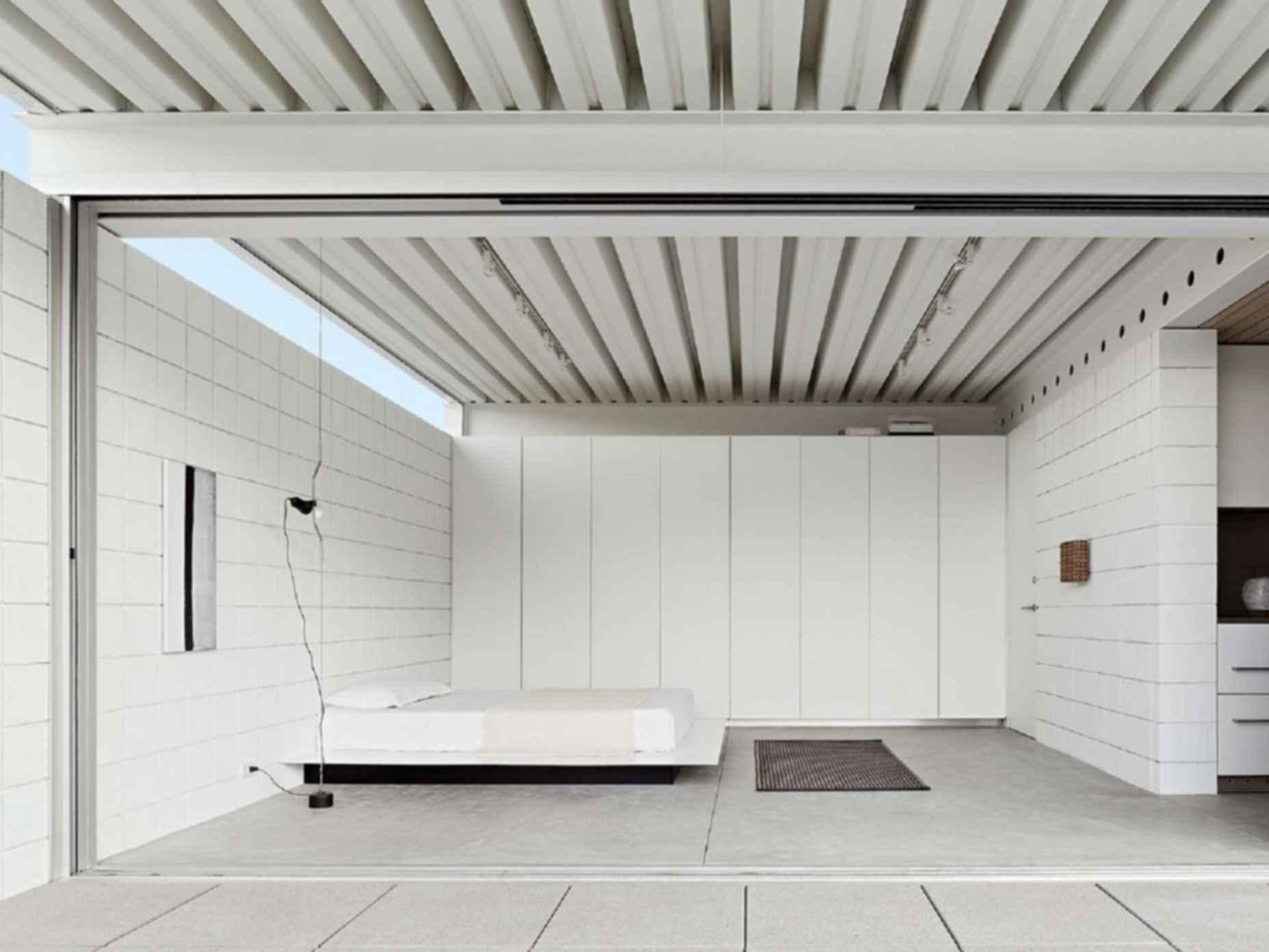 Desert House - interior/bedroom