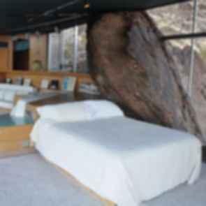 Frey II House - interior