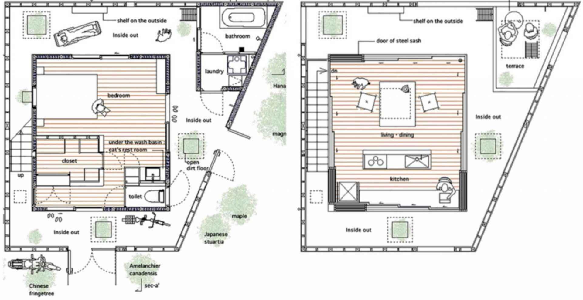 Inside Out - floor plan