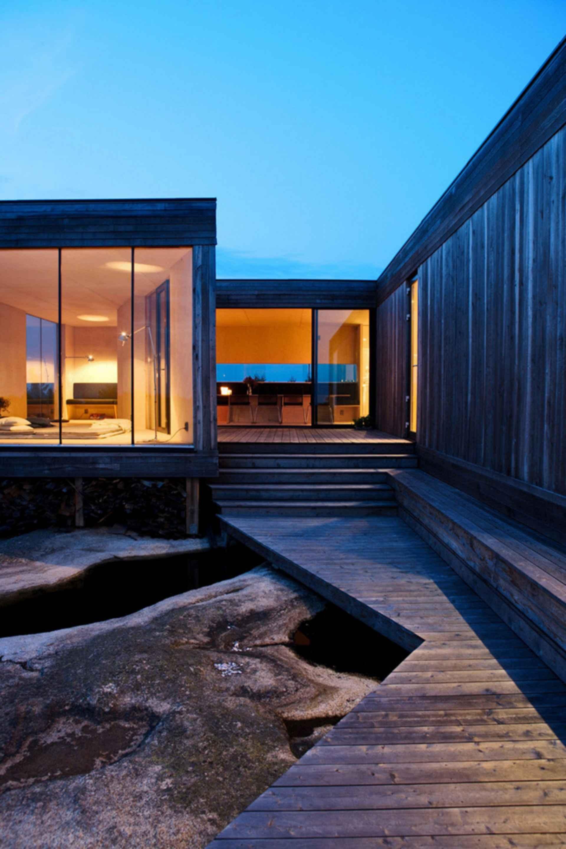 Summerhouse Inside Out Hvaler - exterior