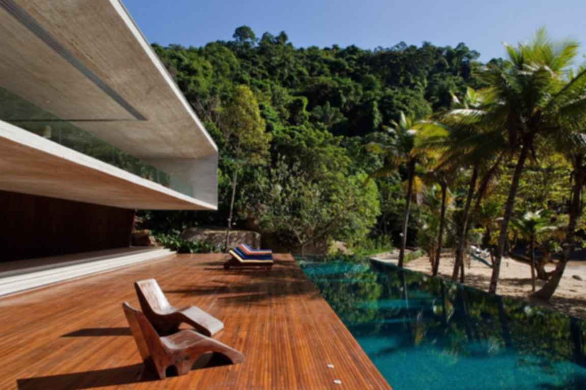 Paraty House - Exterior