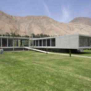 House on The Andes - exterior