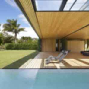 INOUT House - interior/exterior