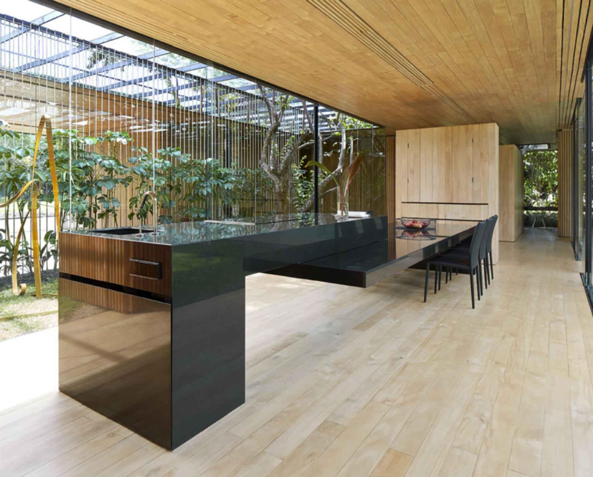 INOUT House - Kitchen