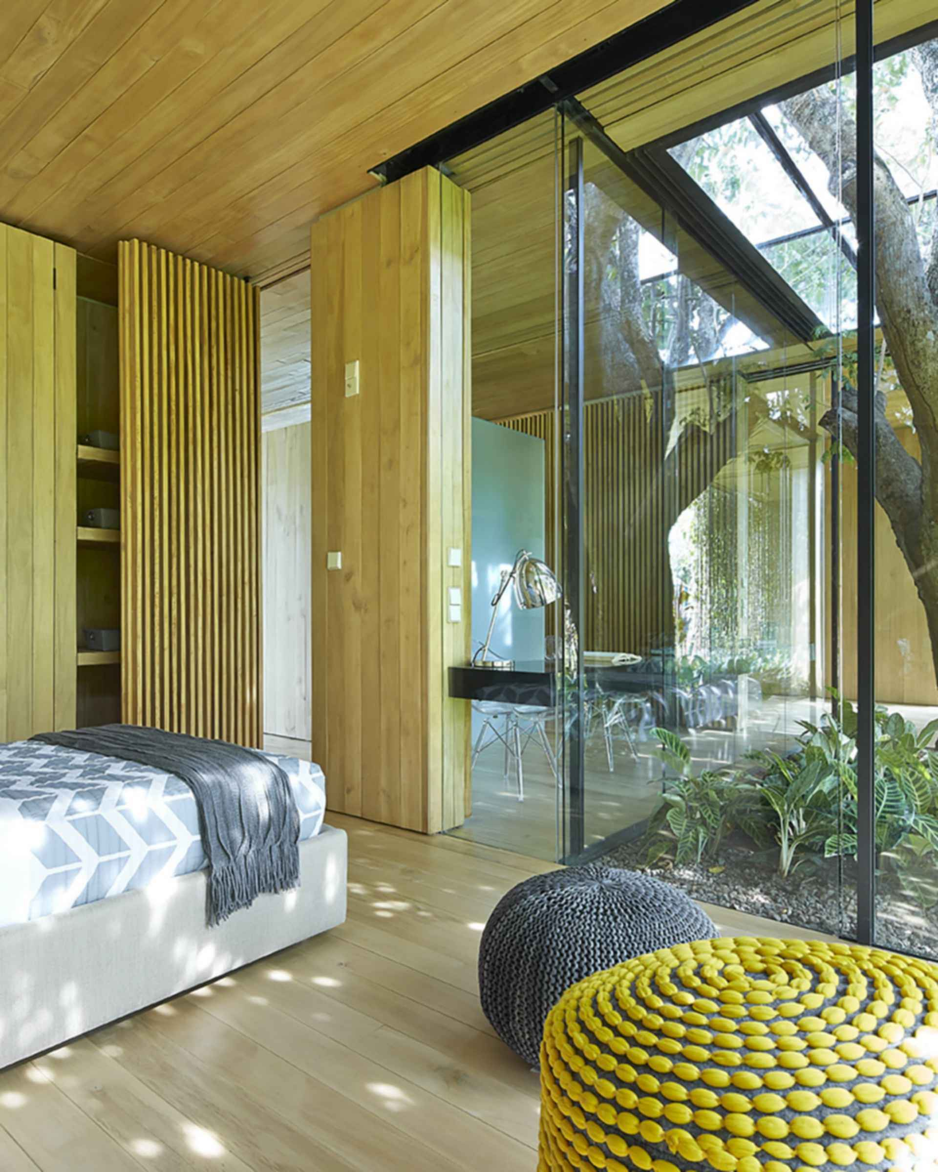 INOUT House - Bedroom
