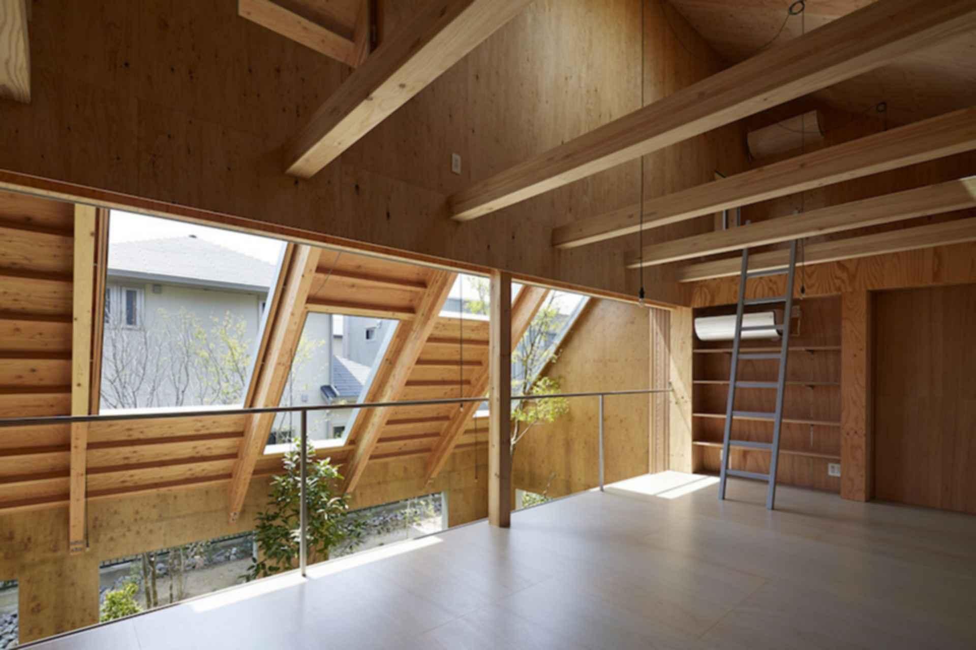 House in Anjo - interior
