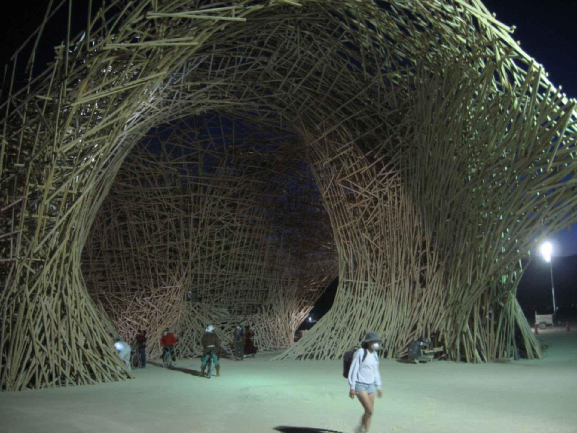 Uchronia - Burning Man 2006