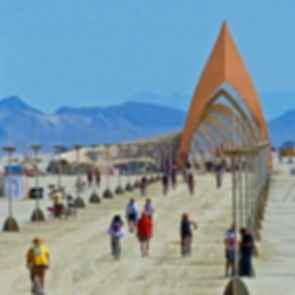 The Temple of Promise - Burning Man 2015