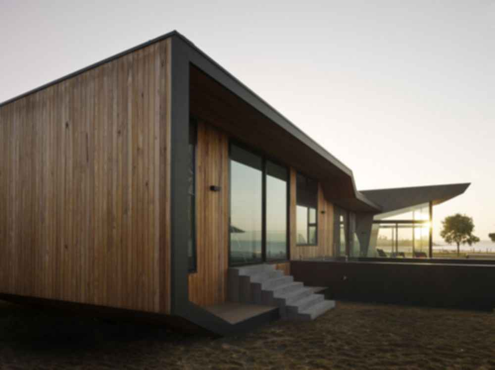 Beached House - Exterior