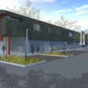 Homeless Shelter San Luis Obispo - Concept Design