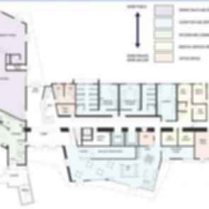 Homeless Shelter San Luis Obispo - Floor Plan
