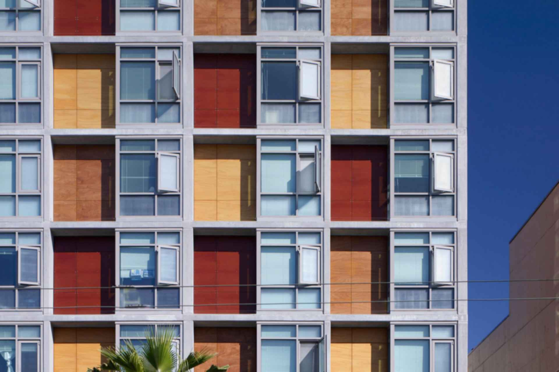 Plaza Apartments - Exterior