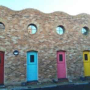 Holmes Road Studios - Exterior