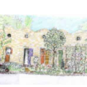 Holmes Road Studios - Drawing