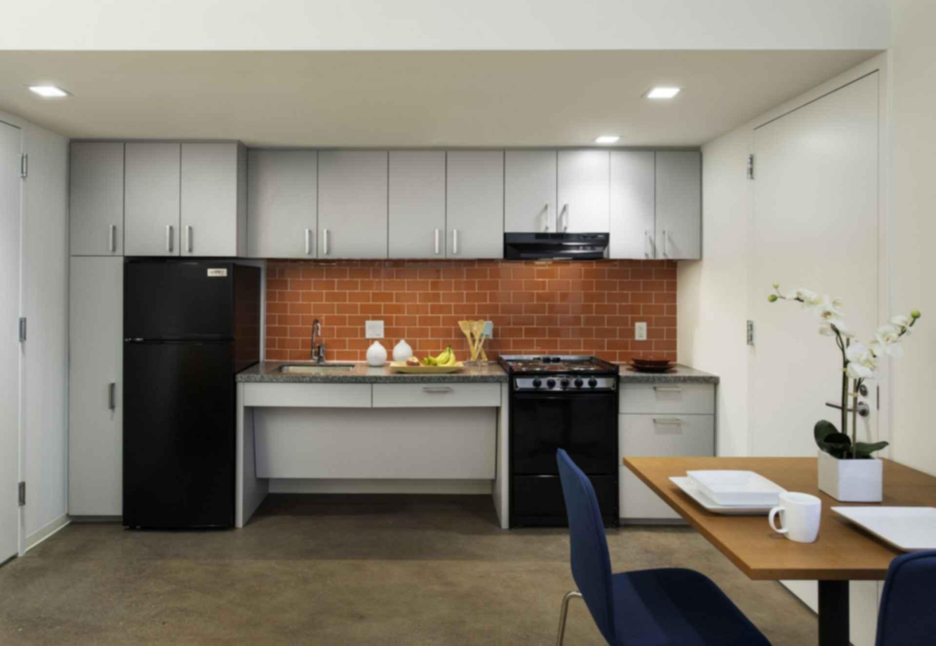 La Casa - Kitchen
