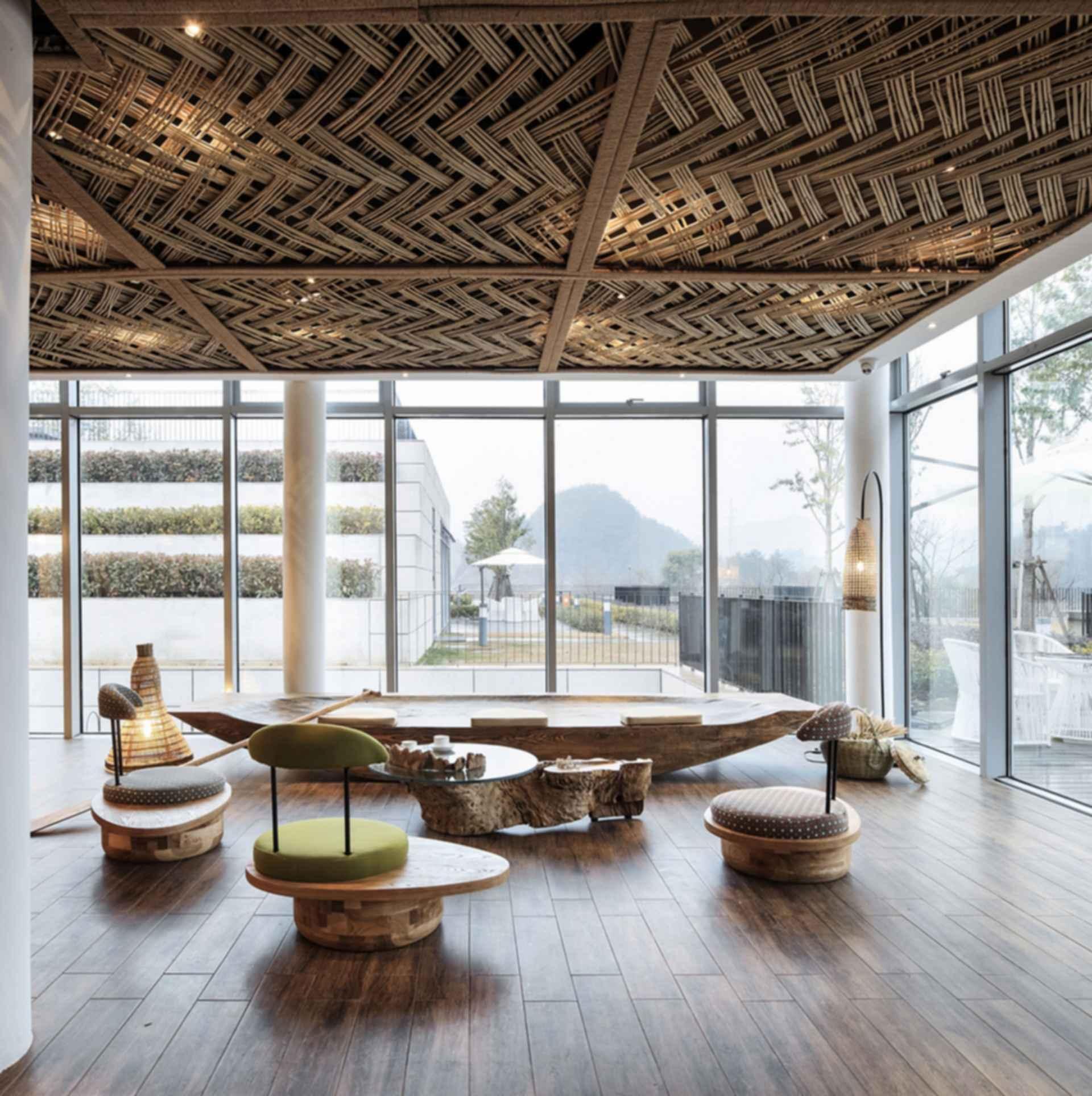 Ripple Hotel-Qiandao Lake - Interior