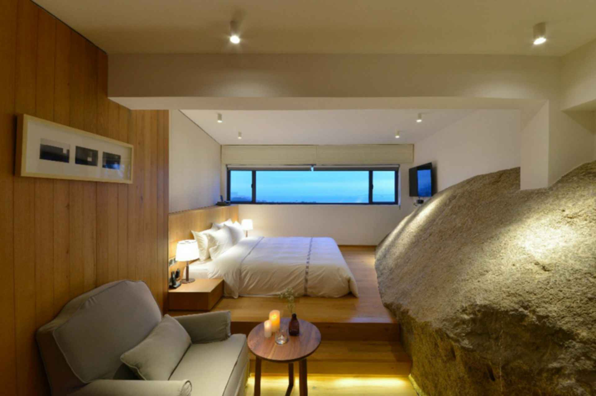 Nashare Hotel - Rooms