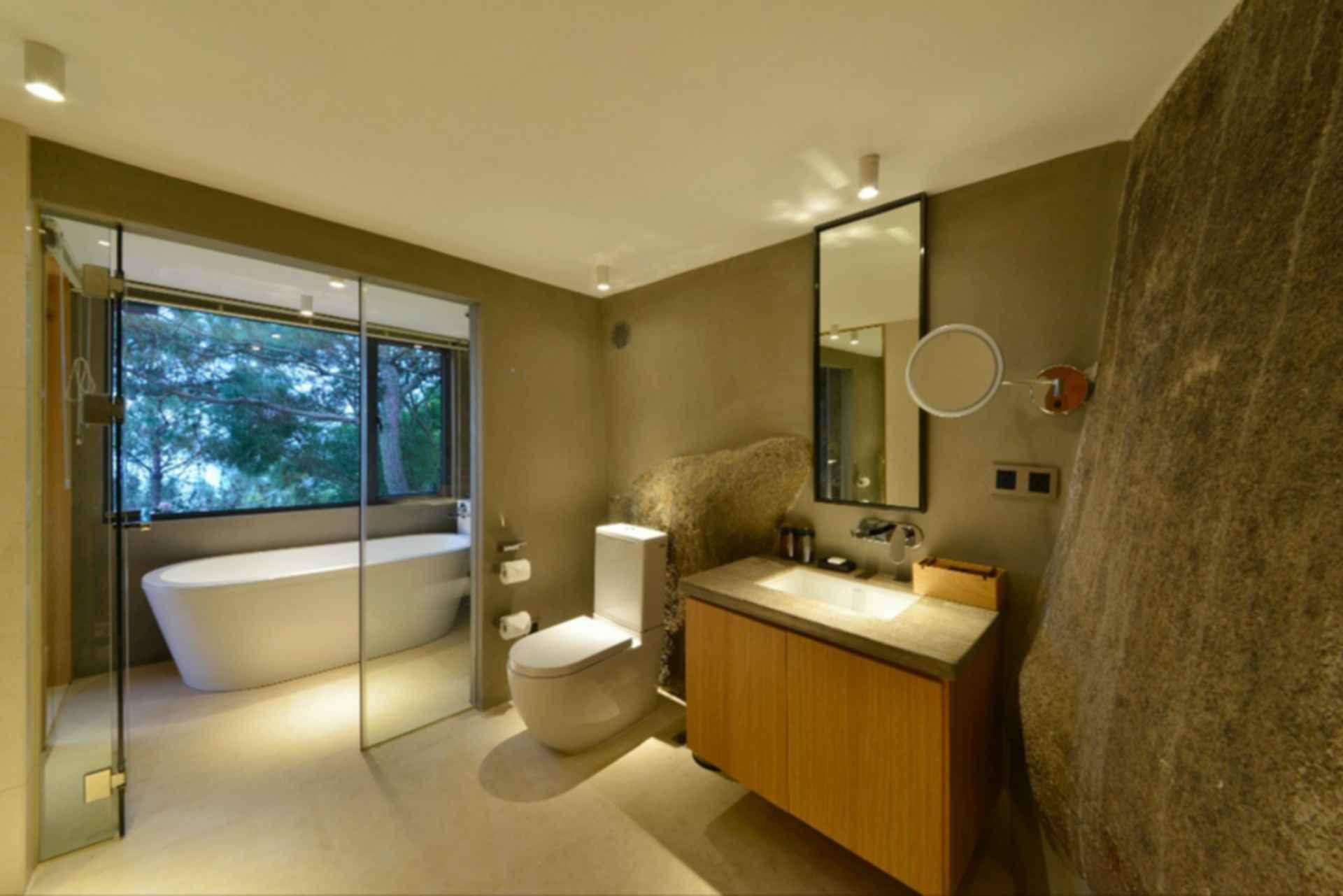 Nashare Hotel - Bathroom
