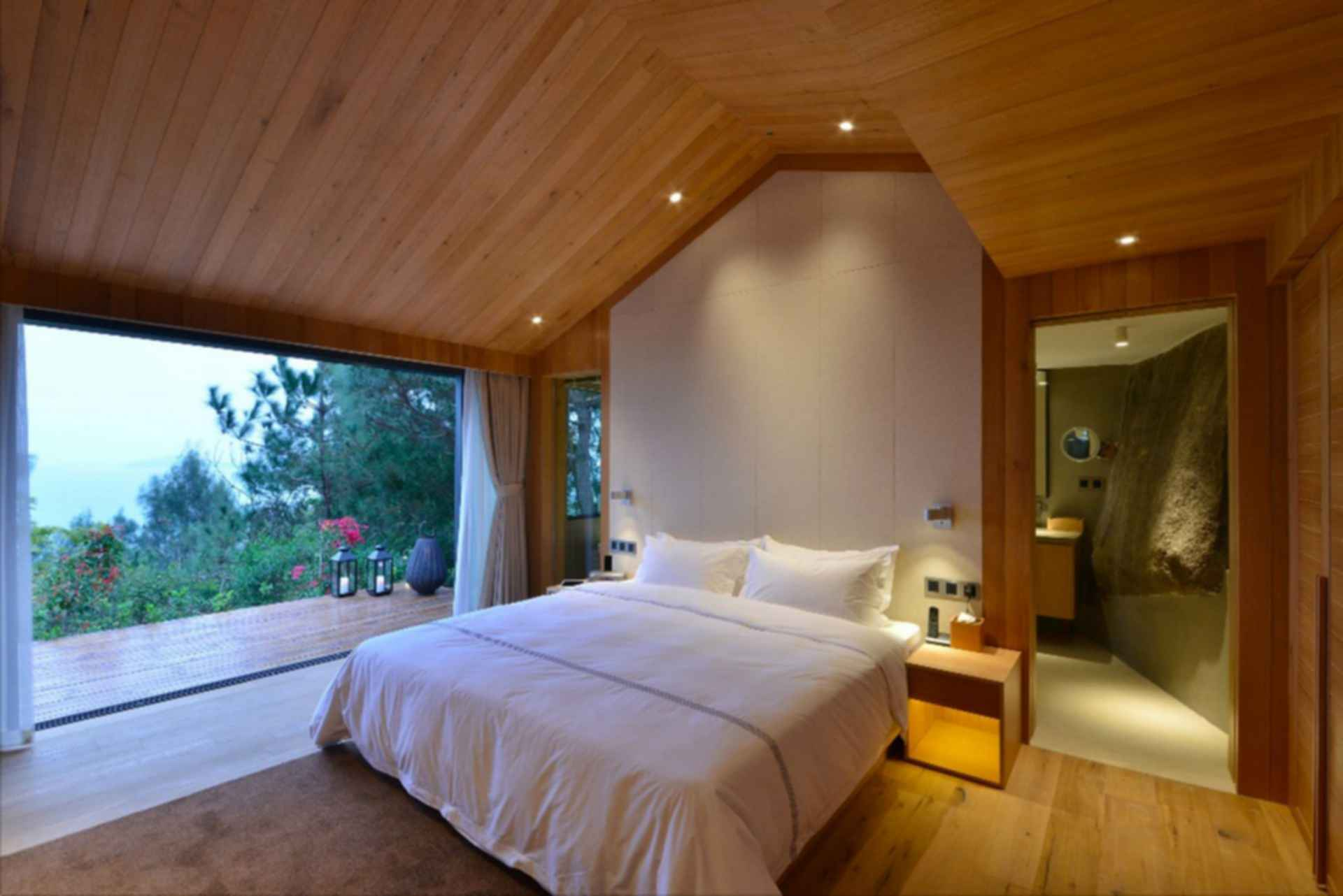 Nashare Hotel - Interior