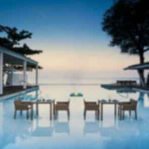Honeymoon Private Island Presidential Suite - exterior