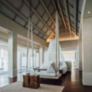 Honeymoon Private Island Presidential Suite - Interior