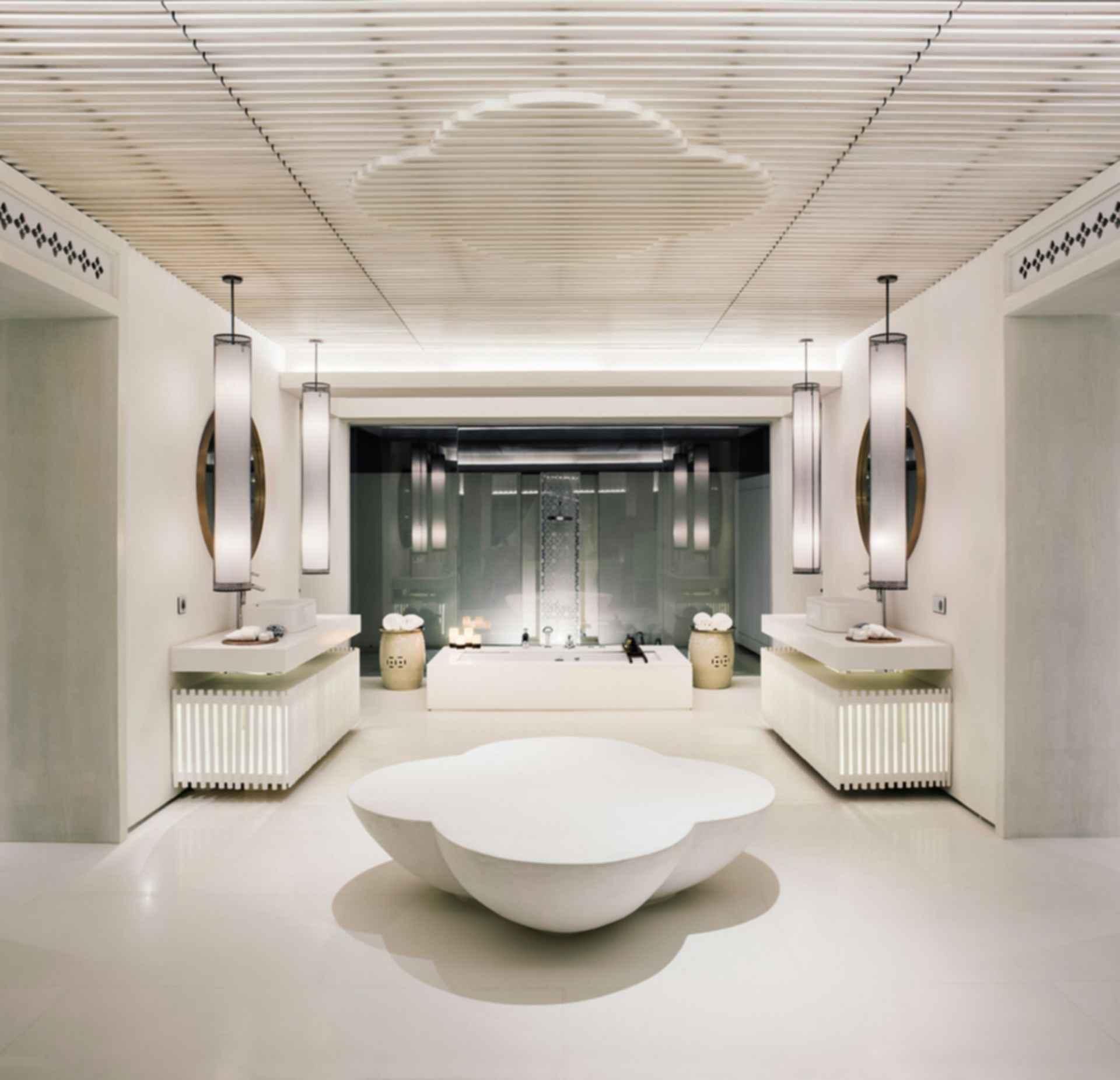 Honeymoon Private Island Presidential Suite - Bathroom