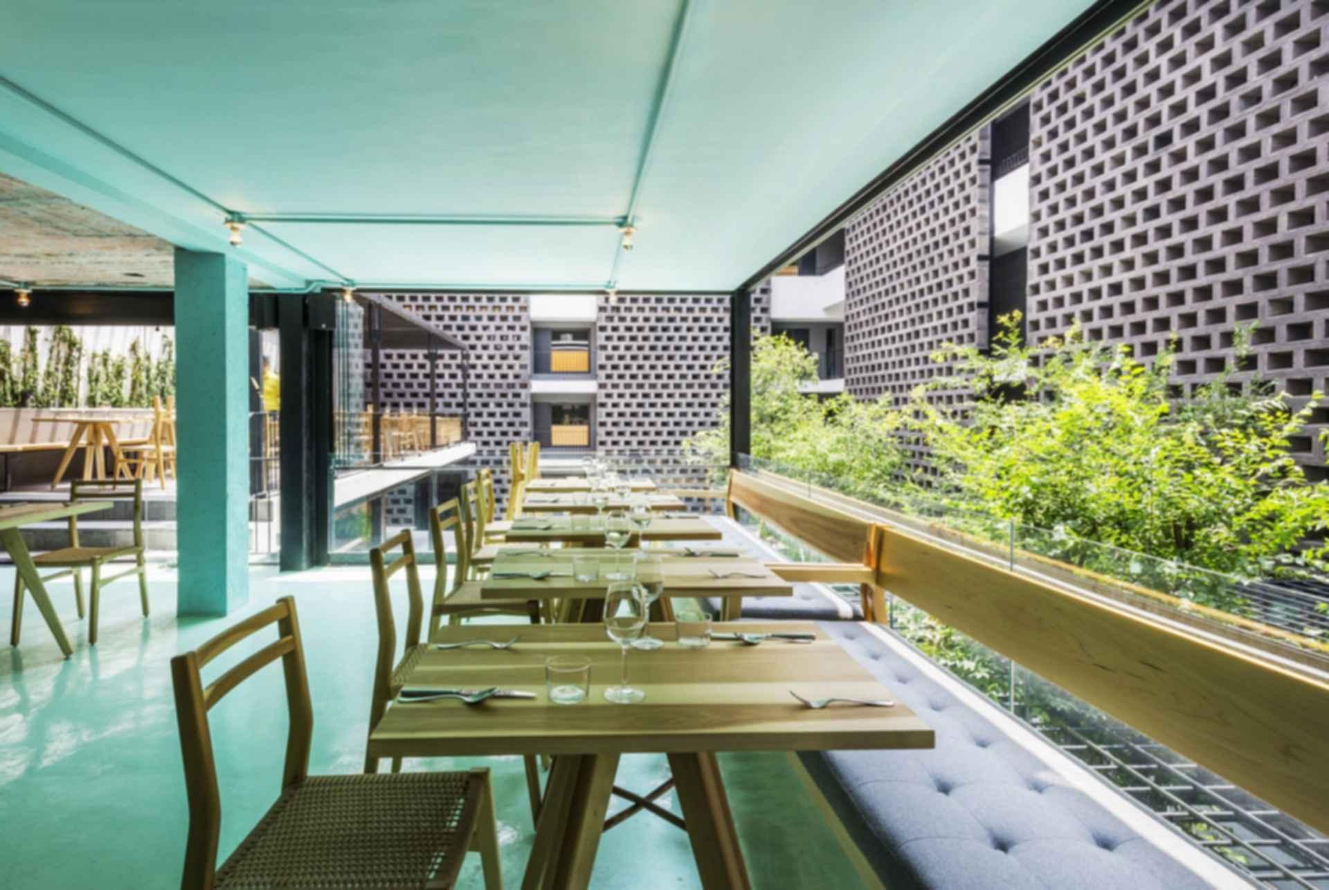 Carlota Hotel - Restaurant