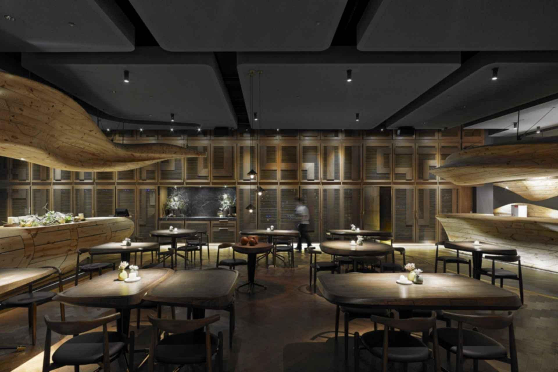Raw Restaurant - Interior