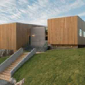 Two Hulls Residence - Exterior