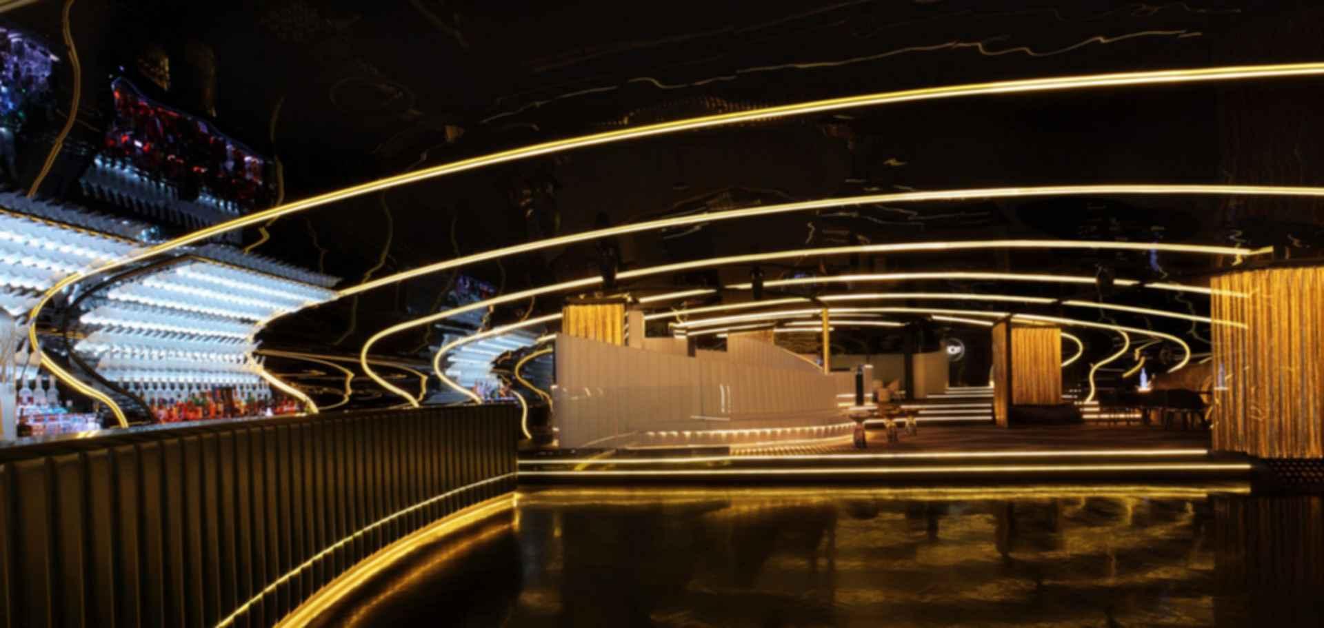 Bond Bar - interior