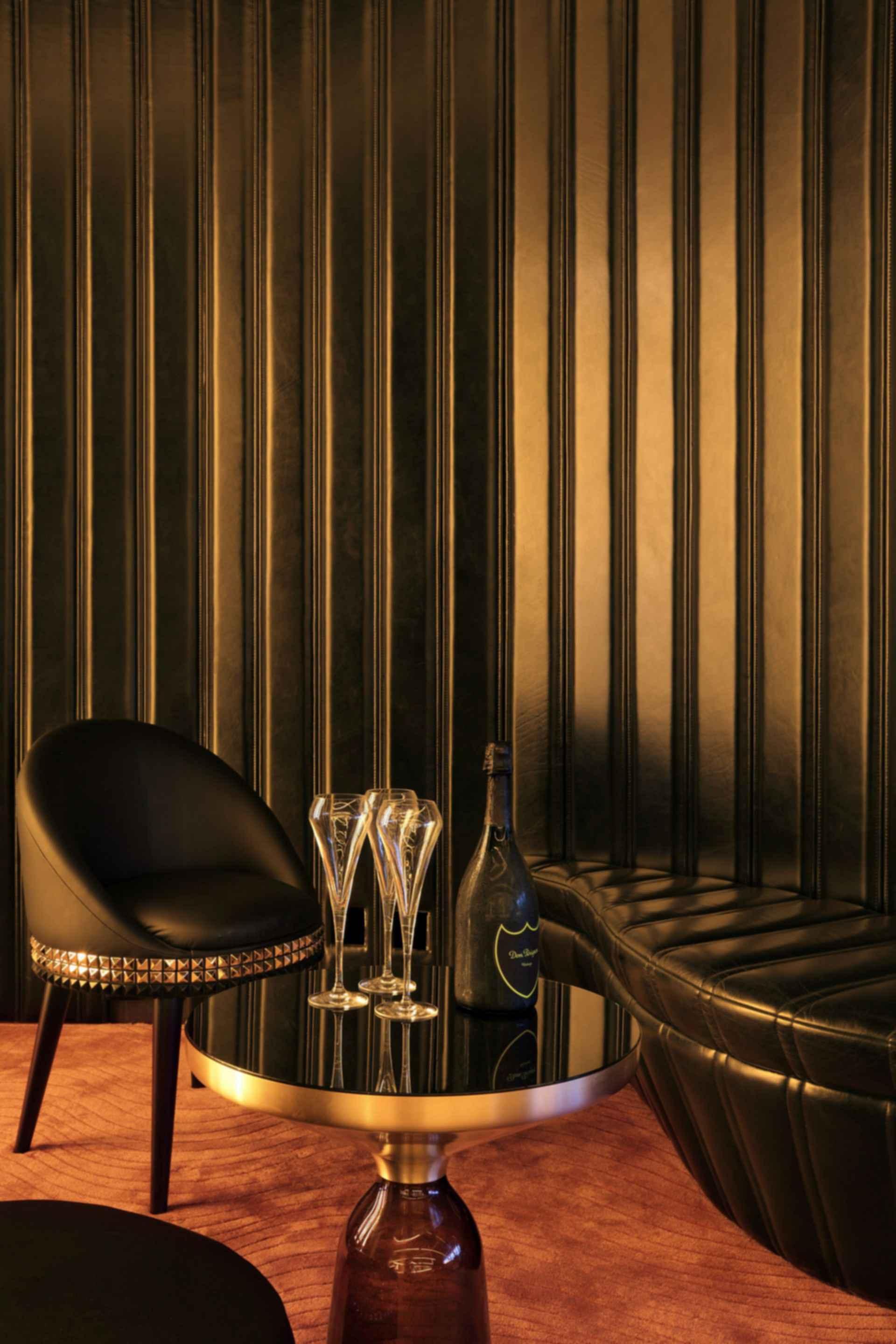 Bond Bar - interior/ detailing