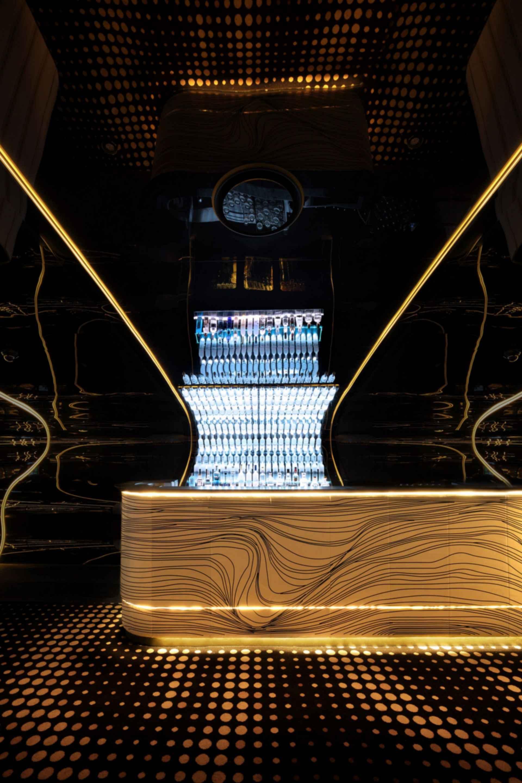 Bond Bar - Bar Area