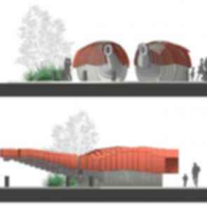 Kumutoto Toilets - concept design