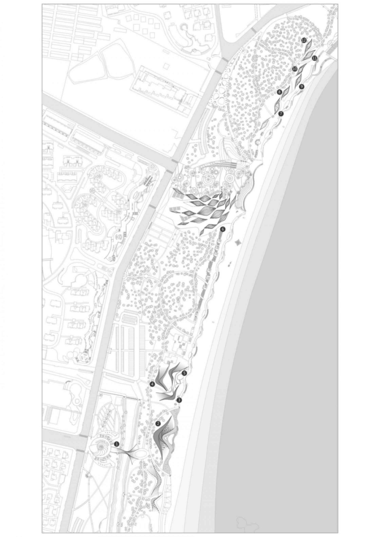 Public Bathroom - Floor Plan