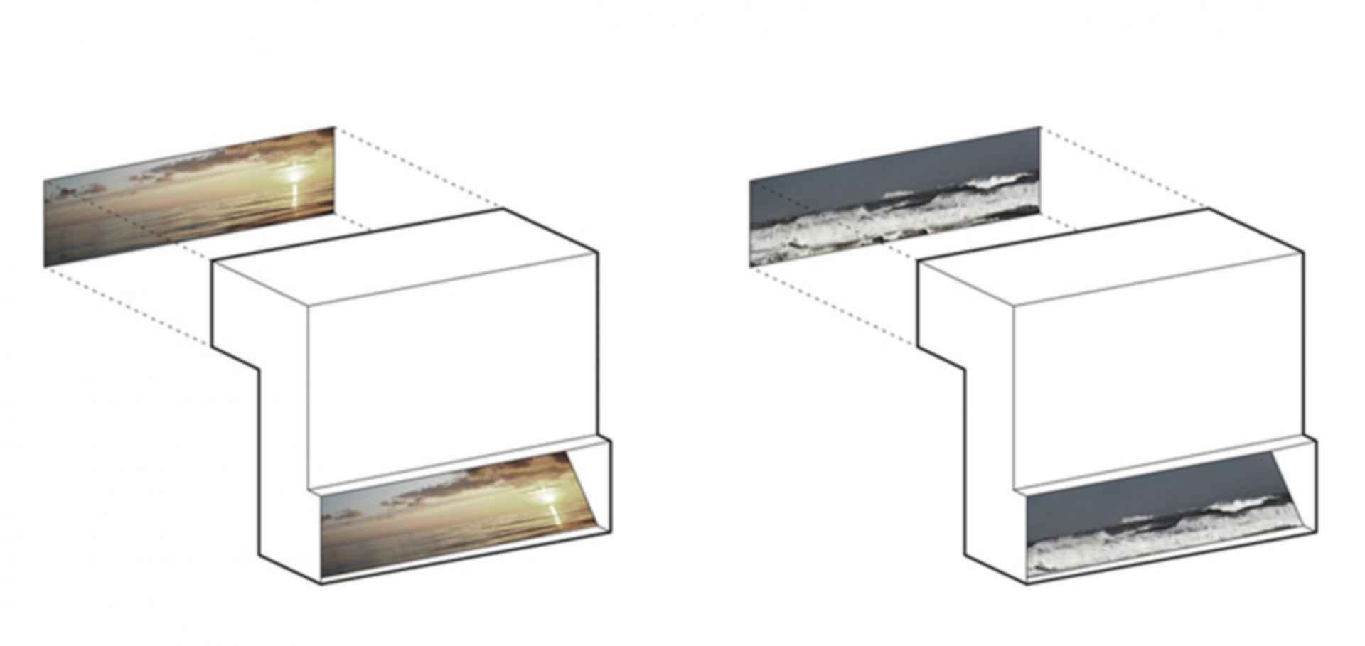 Seaside Periscope - Floor plan