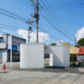 Isemachi Public Toilet - exterior