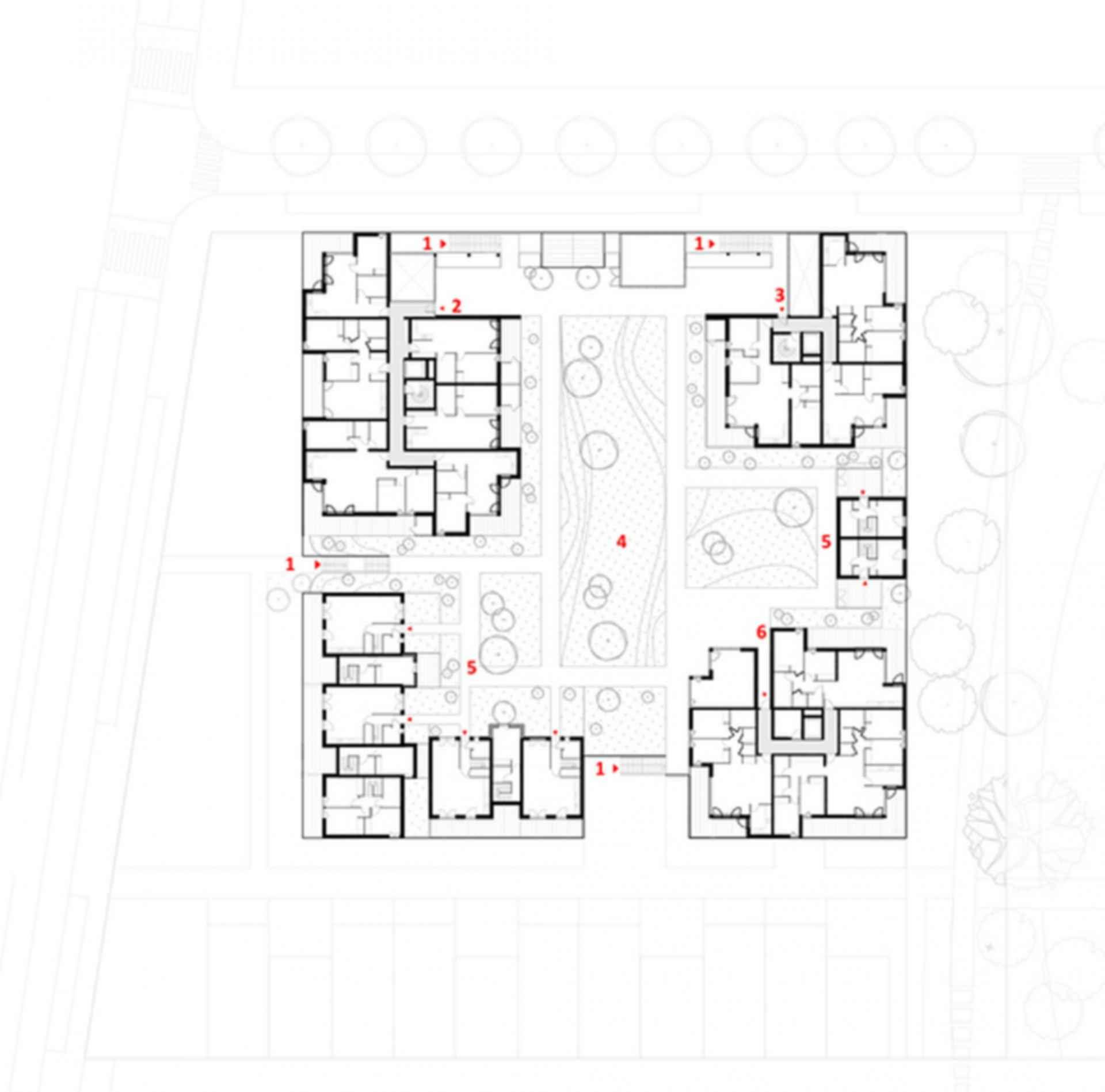 Ginko - floor plan