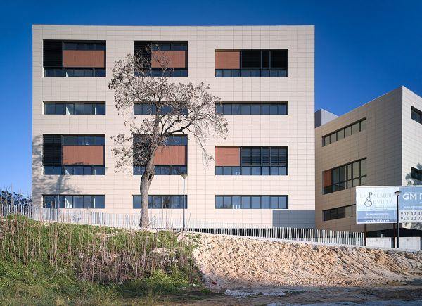 Multi family housing exterior for Multi family living