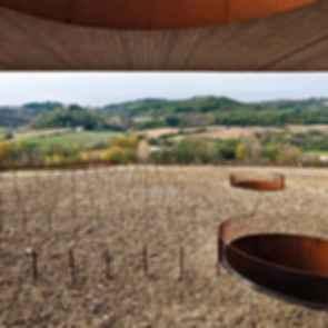 Antinori Winery - exterior