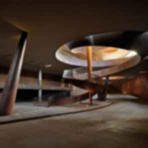 Antinori Winery - Interior