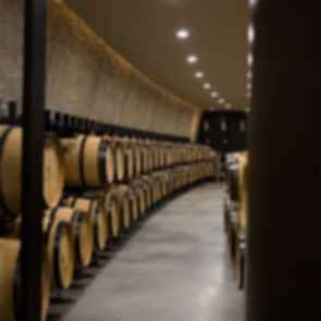 Chateau les Carmes Haut-Brion Winery - interior
