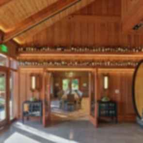 Joseph Phelps Vineyards - interior