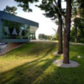 Weritas-Regional Visitor and Wine Center - exterior/landscaping