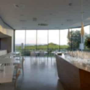 Weritas-Regional Visitor and Wine Center - Interior