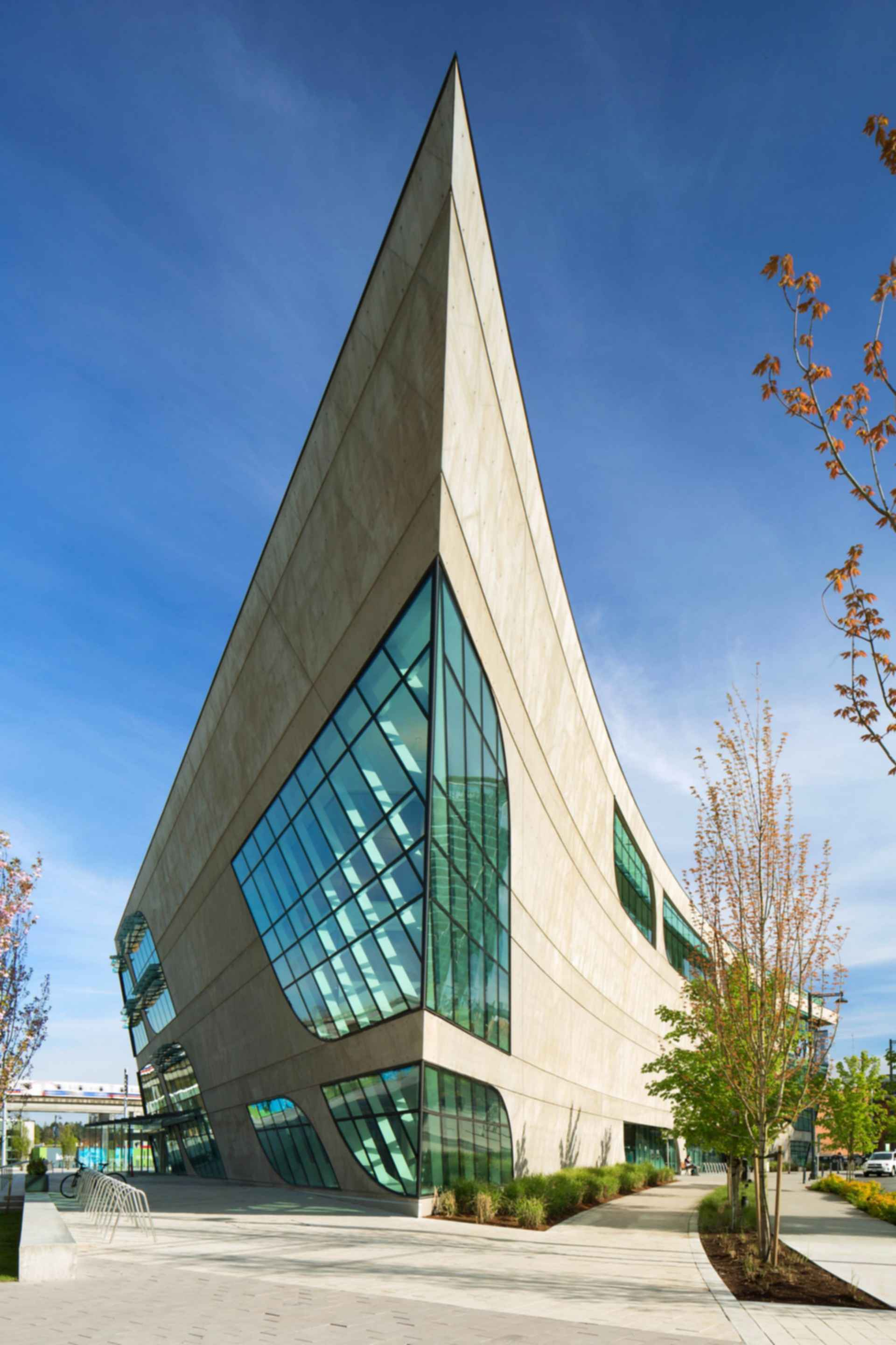 Surrey City Center Library - exterior