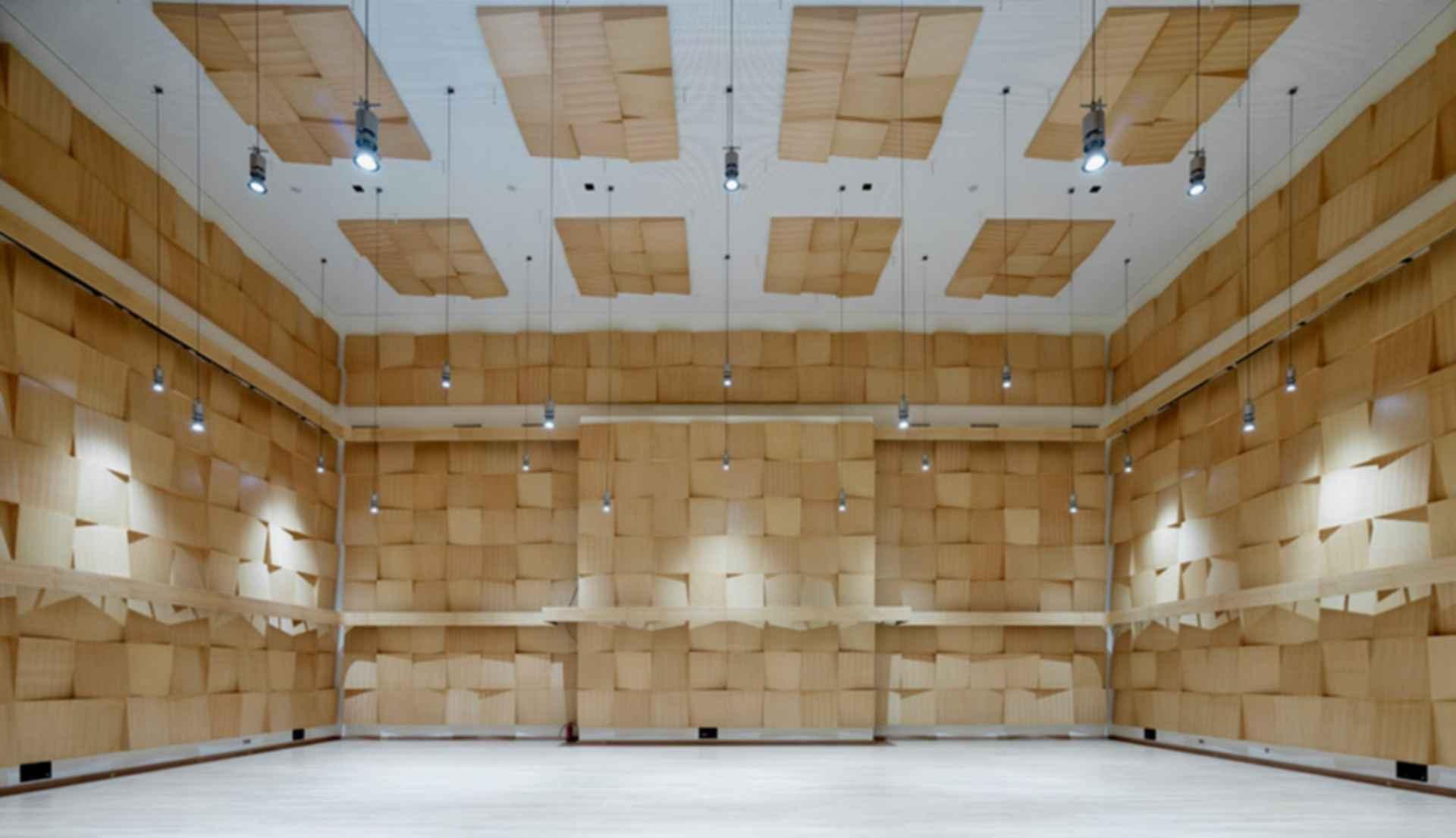 Stavros Niarchos Cultural Foundation - interior