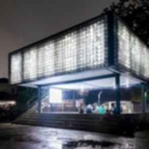 Bima Microlibrary - exterior