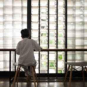 Bima Microlibrary - interior